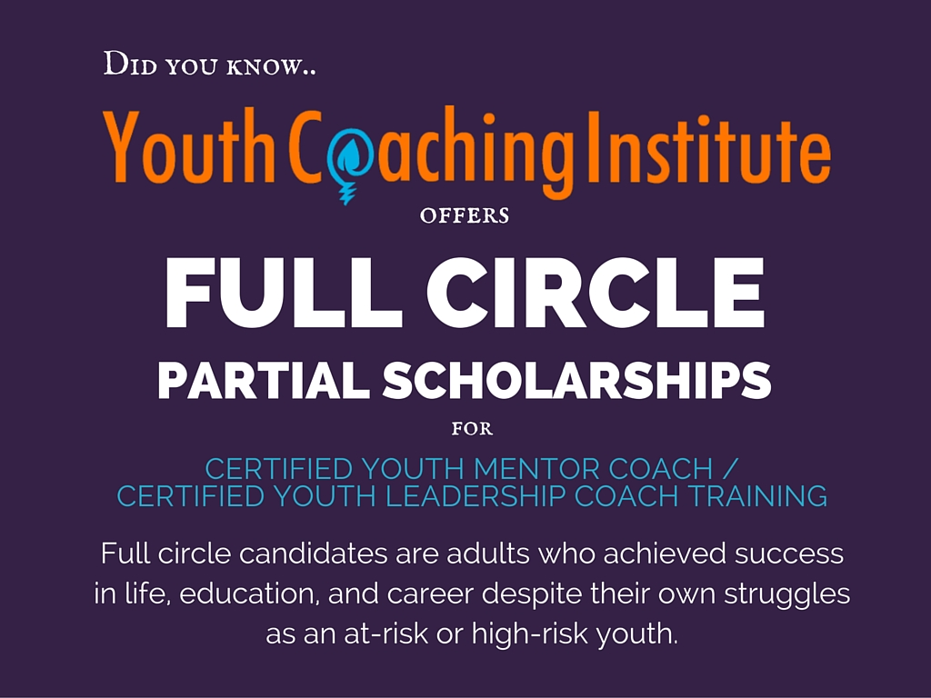 Did You Know We Offer Need Based Full Circle Partial Scholarships